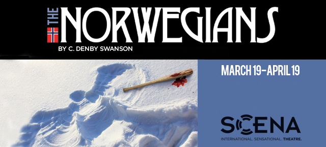 Scena presents the Washington-area premiere of The Norwegians,