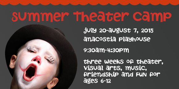 Children's Summer Theatre Camp with Renee Charlow